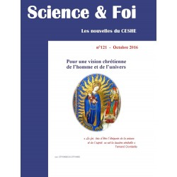 Science et Foi n° 121 – Octobre 2016