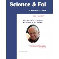 Science et Foi n° 123 – Avril 2017
