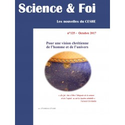 Science et Foi n° 125 – Octobre 2017